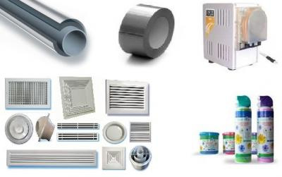 Materiale HVAC
