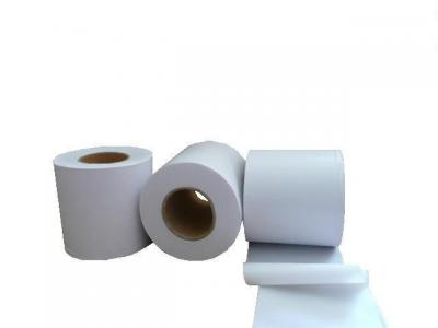 Banda alba PVC - matisat