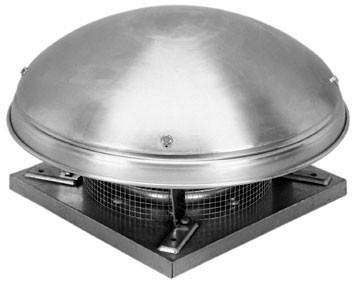 Ventilator Centrifugal MAX-TEMP CTHB-CTHT