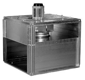Ventilator rectangular ILHT