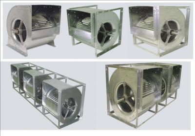 Ventilator de tubulatura CBP fara motor