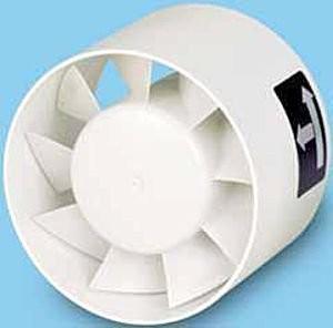 Ventilator TDM