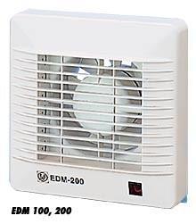 Ventilator EDM