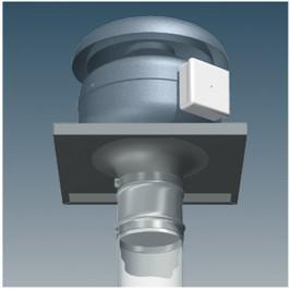 Ventilator CA ROOF - CA125RF Vortice