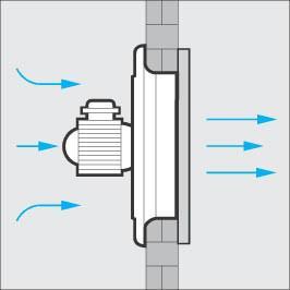 Ventilator Vorticel E304T - Vorticel E304T