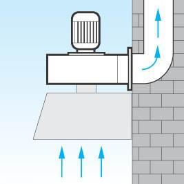 Ventilator Vorticent C  - Vorticent C