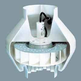 Ventilator CAVOD   - CA Vortice