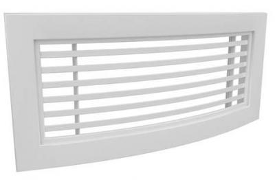 Difuzor tip grila lineara LBD - LBD / Difuzor tip grila lineara