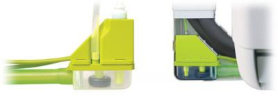 Pompa de conens Maxi Lime