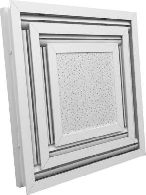 SL Difuzor de plafon 4 directii slot