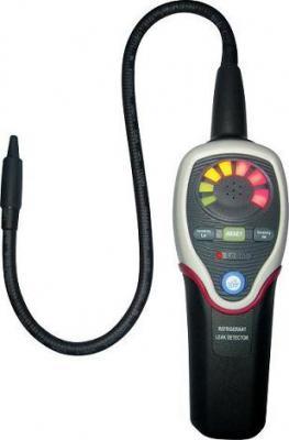 Detector freon digital