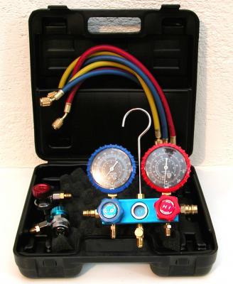 Baterie manometre - Baterie manometre