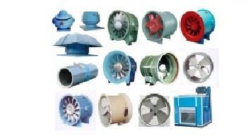 Ventilatoare de Perete axiale