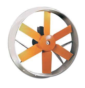 Ventilator Axial AntiEx Sodeca HDF-80-4T/ATEX xd -