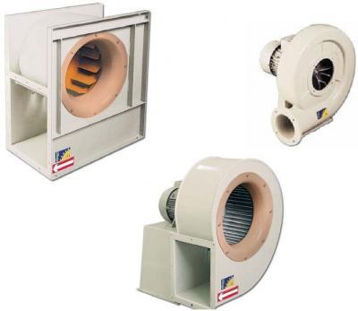 Ventilatoare AntiEx Centrifugale