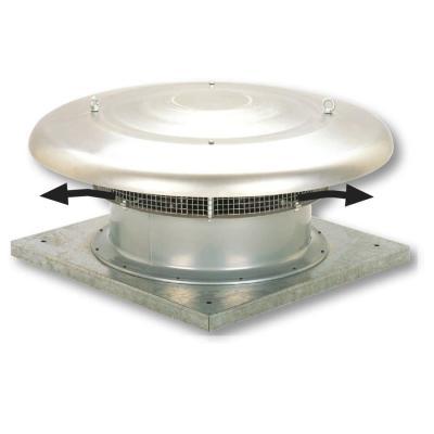 Ventilator AntiEx de acoperis HCTB / HCTT
