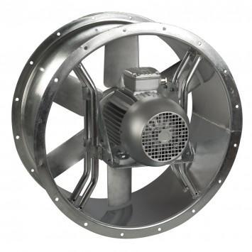 Ventilatoare Rezistente la Foc Axiale de tubulatura circulara