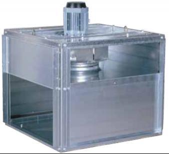 Ventilatoare Rezistente la Foc Box InLine
