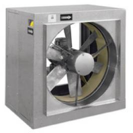 Ventilatoare Rezistente la Foc Box Axiale