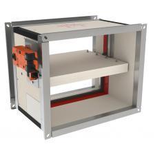 Clapeta antifoc rectangulara CU2+BFLT/BFNT 24