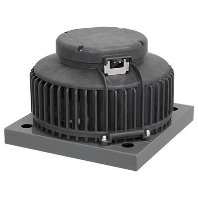 Ventilator de acoperis cu intrerupator, controlabil prin tensiune