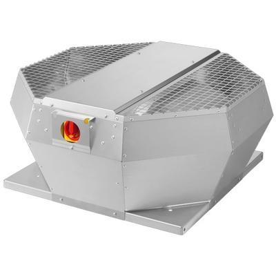 Ventilator de acoperis, rabatabil, cu intrerupator si controlabil prin tensiune
