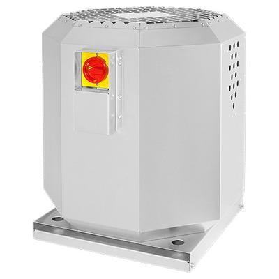 Ventilator de acoperis pana la 120°C