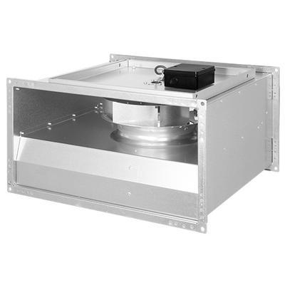 Ventilator de canal, controlabil prin tensiune