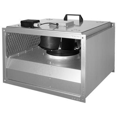 Ventilator de canal optimizat fonic, controlabil prin tensiune