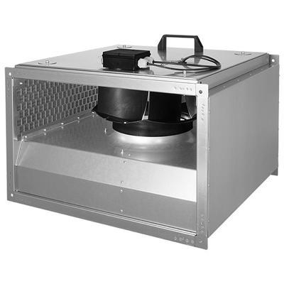 Ventilator de canal optimizat fonic cu motor EC