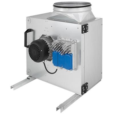Ventilator de extractie izolat, pana la 120°C, motor EC