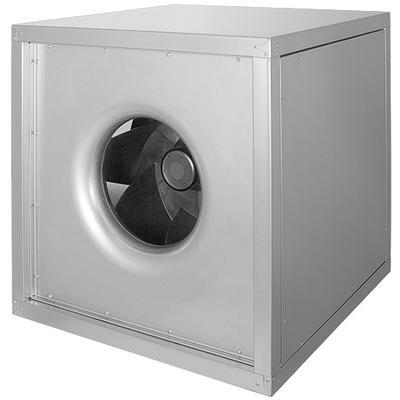Ventilator de extractie izolat cu motor EC