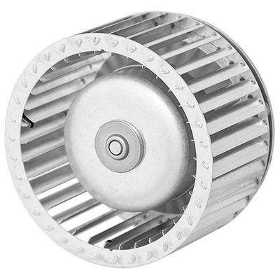 Ventilator centrifugal cu palete curbate inainte, cu motor EC