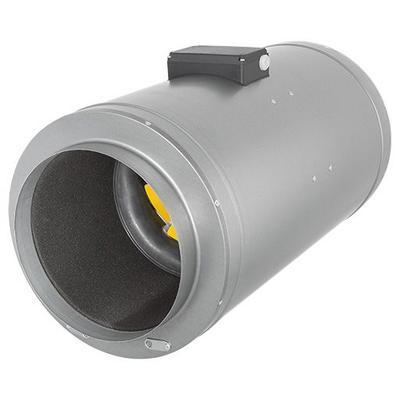 Ventilator de tubulatura ETAMASTER cu trei trepte de turatie complet izolat EMIX 160L E2M 11