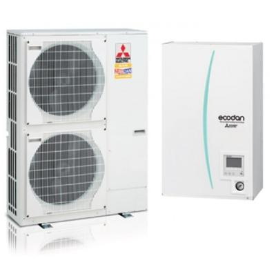 SISTEM SPLIT HYDROBOX ZUBADAN Mitsubishi Electric