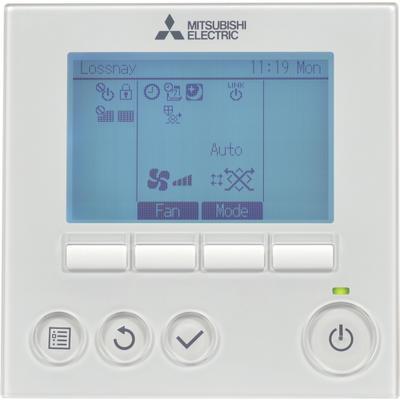 Control si comanda centralizata Mitsubishi Electric