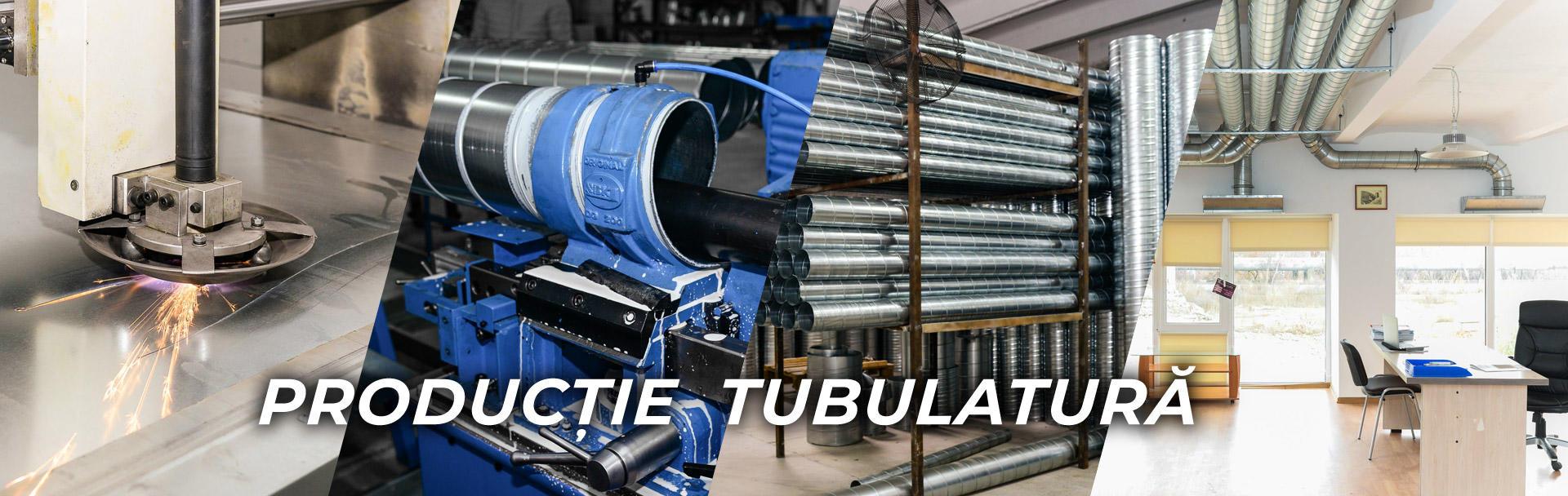 Productie TUBULATURA