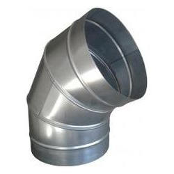 Cot 60 grade tubulatura circulara SPIRO - tubulatura de ventilatie