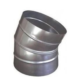 Cot 30 grade tubulatura circulara SPIRO - tubulatura de ventilatie