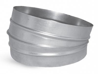 Cot 15 grade tubulatura circulara SPIRO - tubulatura de ventilatie